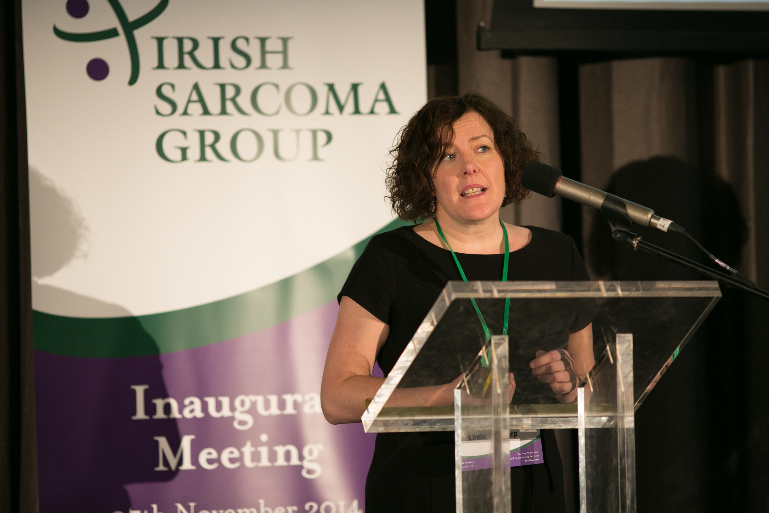Prof Linda Sharp, National Cancer Registry of Ireland, Cork