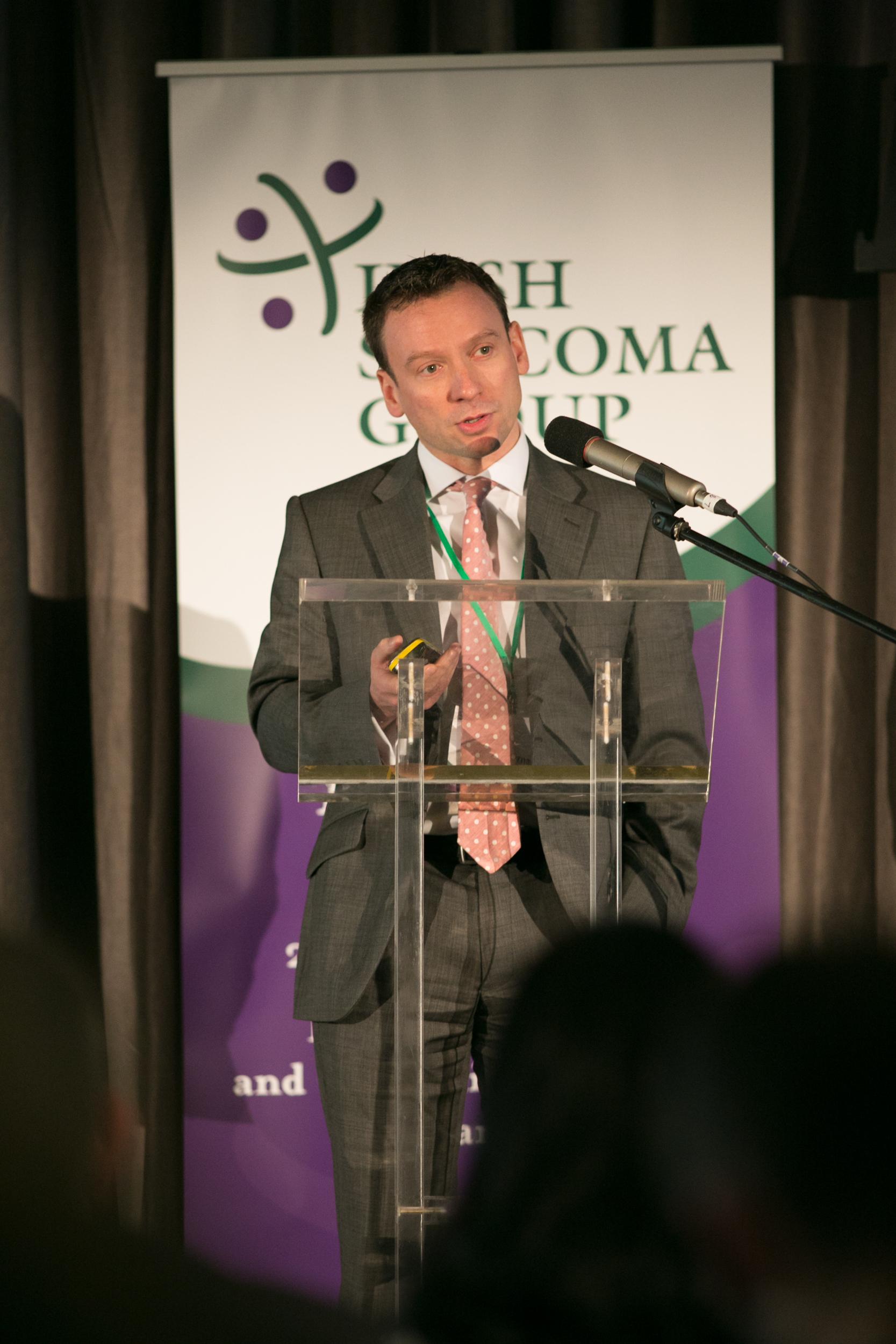 Dr Eric Heffernan, Musculoskeletal Radiologist, St Vincent's Hospital