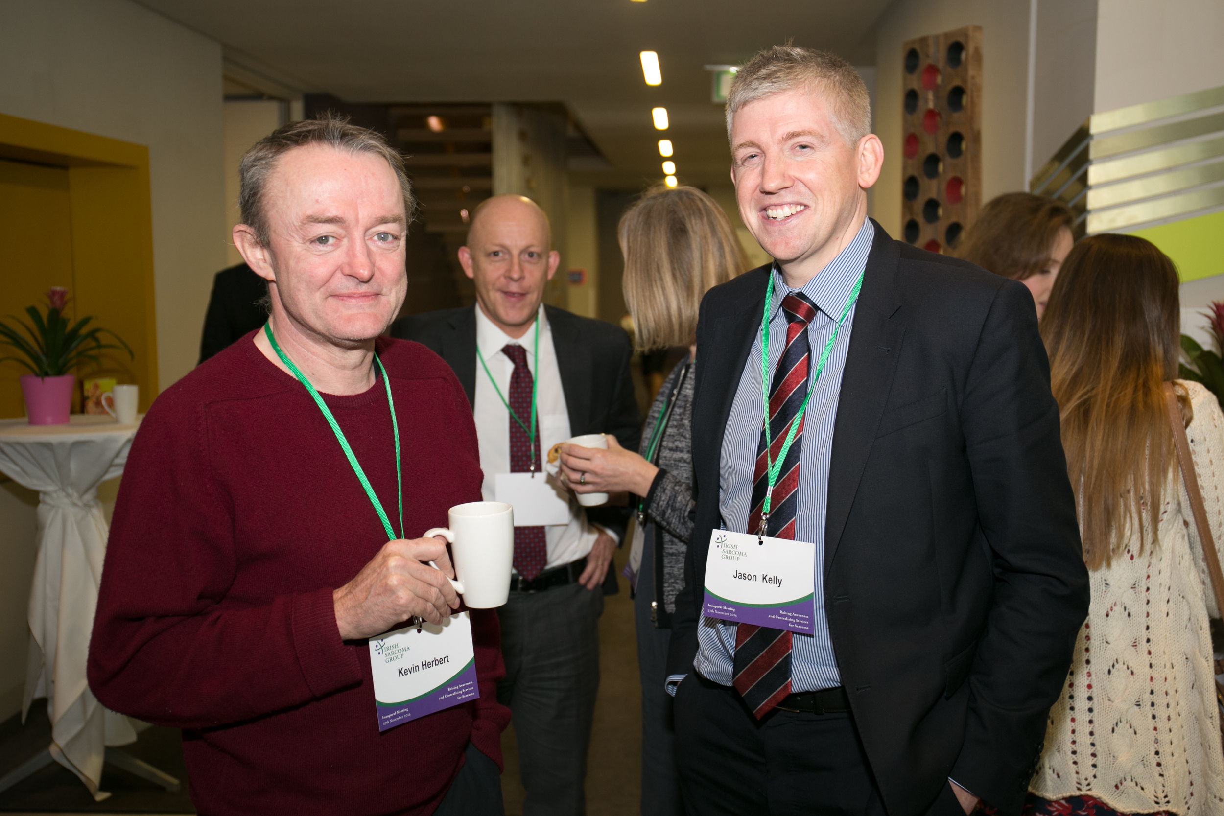 Mr Kevin Herbert, Plastic Surgeon, Belfast City Hospital. Mr Jason Kelly, Plastic Surgeon, Cork University Hospital