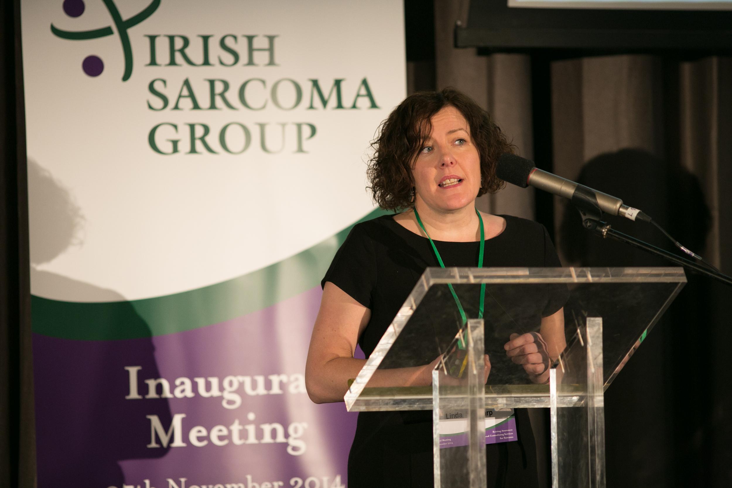 Prof Linda Sharp, National Cancer Registry of Ireland, Cork