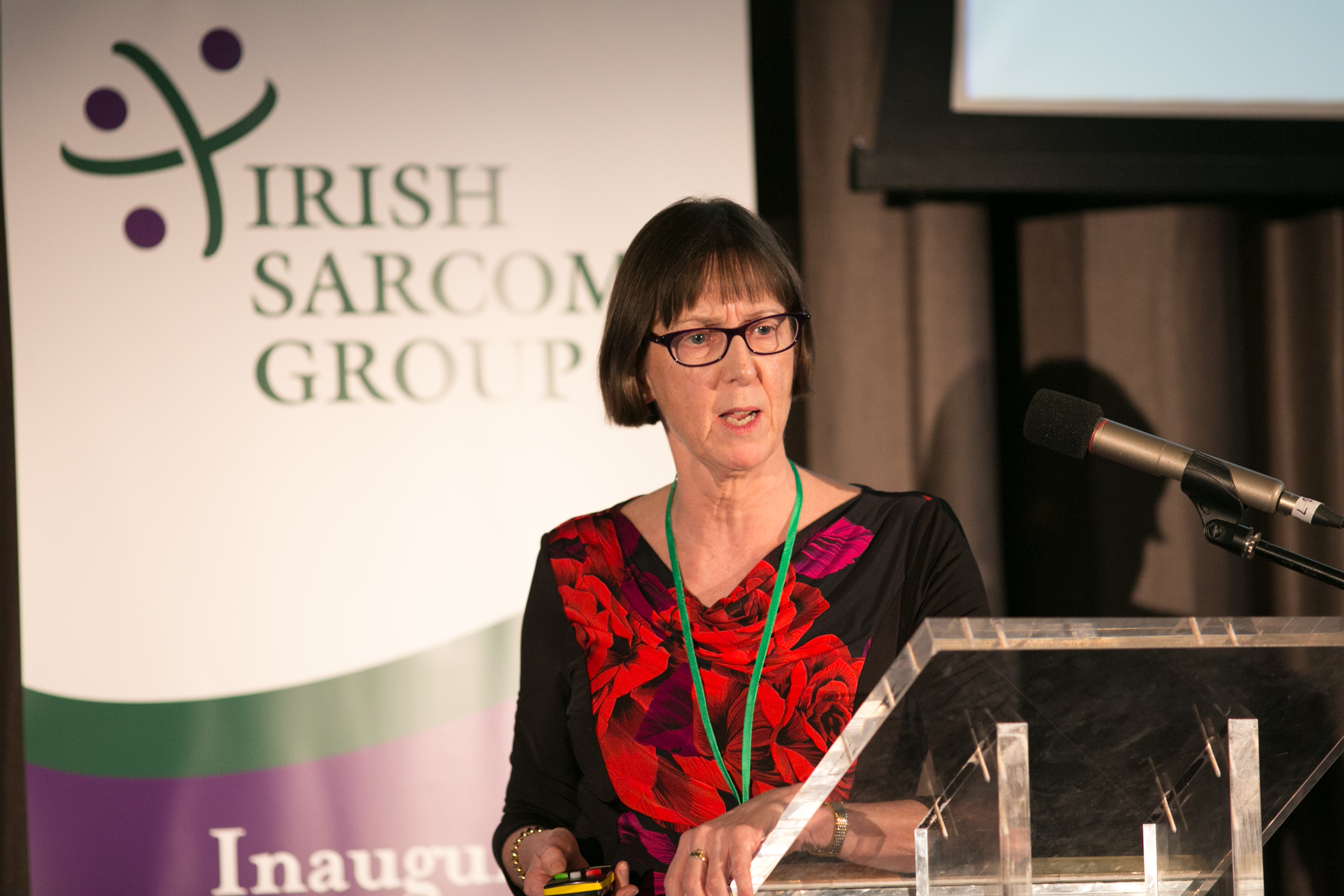 Prof Adrienne Flanagan, Consultant Histopathologist, Head of Academic Pathology, UCL Cancer Institute, London