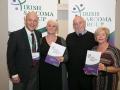 Charles Gillham, Ciara Byrne Halpin, Martin Byrne, Marie Byrne (family of Dara Byrne)